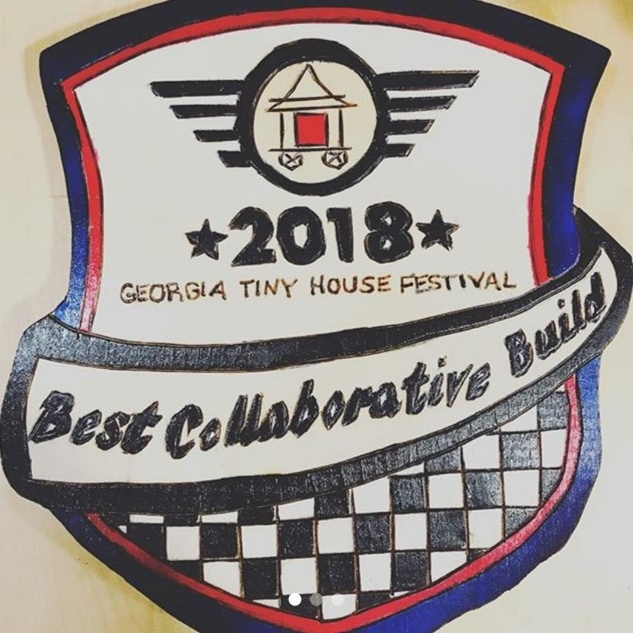 Volstrukt | Method to No Madness | Tiny House Chattanooga | Georgia Tiny House Festival | Best Collaborative Build Award.jpg