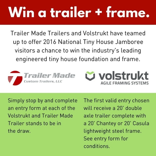 Win a trailer + frame.