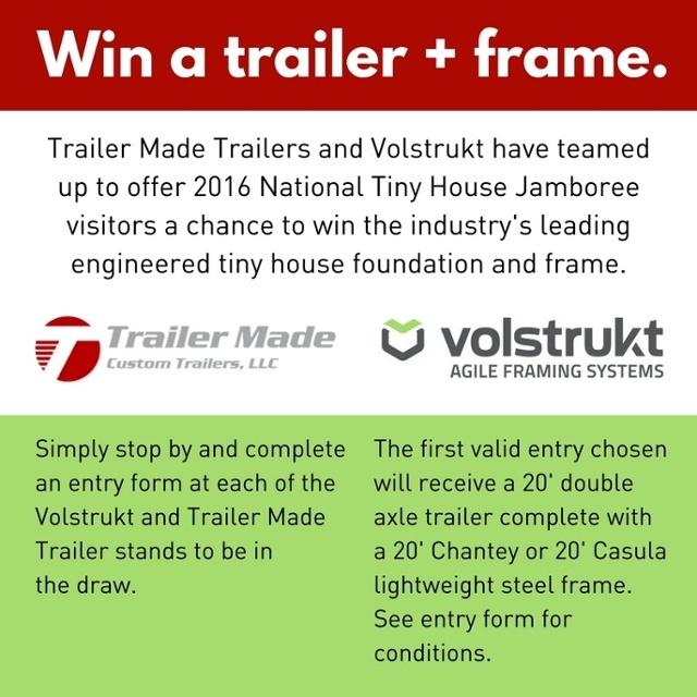Win a trailer + frame.